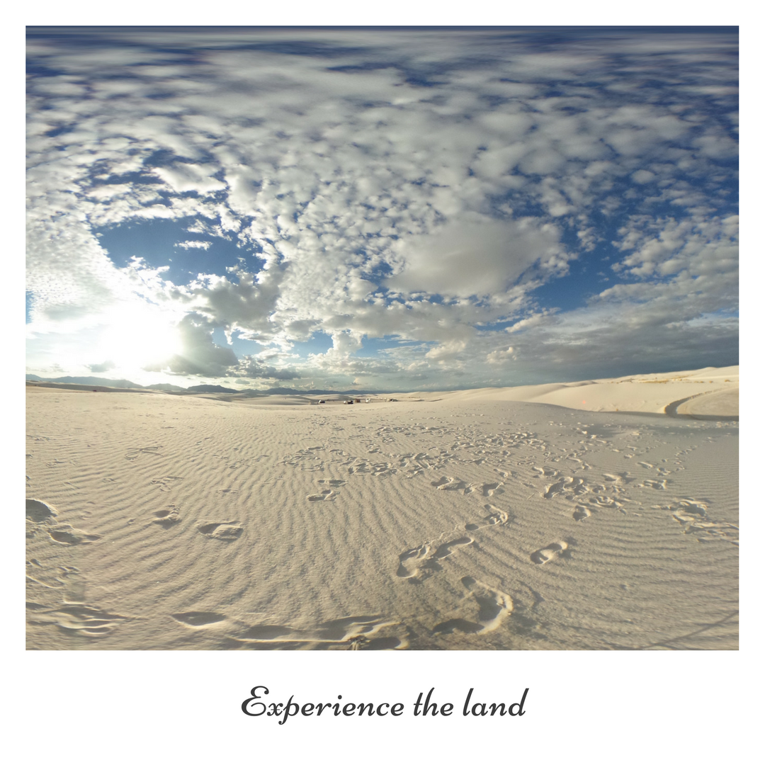 experience the land